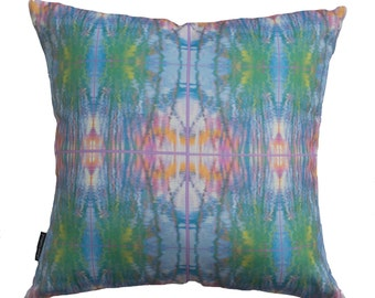 Reflections in Repeat Cushion Cover