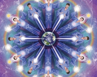 Children of the Light Mandala