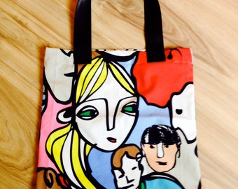 "Shopper bag ""EVA"""