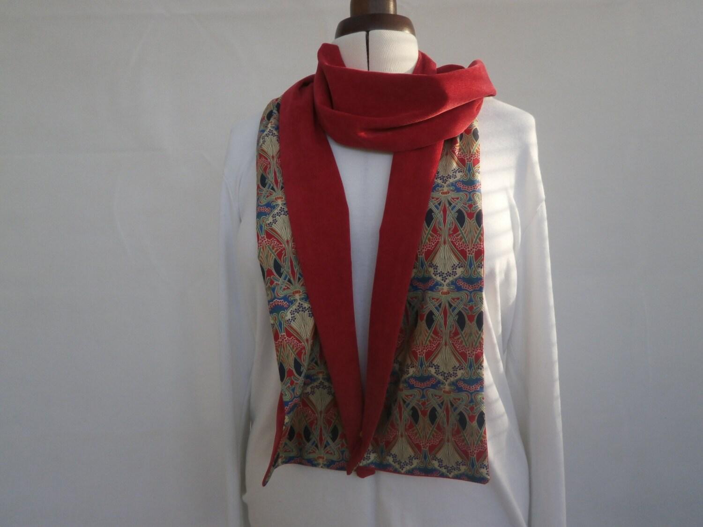 liberty of scarf handmade