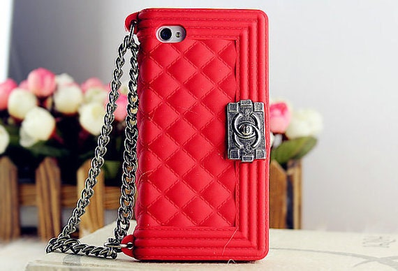 timeless design 48689 08c09 Cheap Cellphone Cases: silicone case cover shoulder bag chain case ...