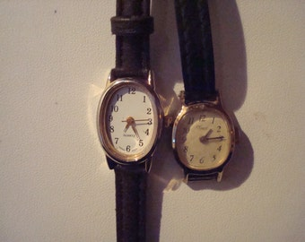 VintageTimex wristwatches