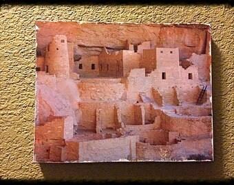 Mesa Verde in Canvas 8x10