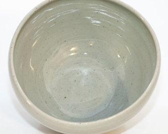 Grey Serving Bowl