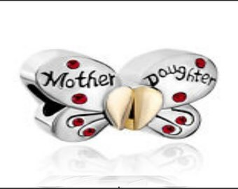 On Sale! Mother/Daughter European Charm