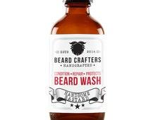 "Handsome Bastard Beard Wash by BeardCrafters "" Conditioning Beard Wash"" 4 oz"