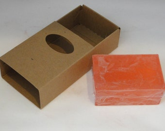 Red Currant Glycerin Soap