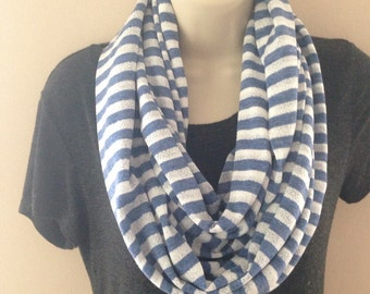 Super soft and comfy infinity scarf.
