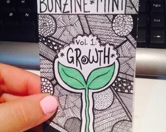 BUNZINE volume one: GROWTH
