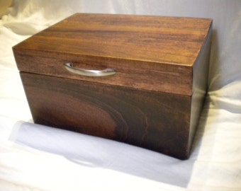 Custom Jewelry Box. FREE SHIPPING!