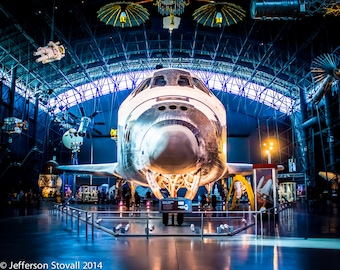 Travel Photography, Airplane, Space Shuttle, Space Photography, Historical Photography, Museum, Aviation, Vintage
