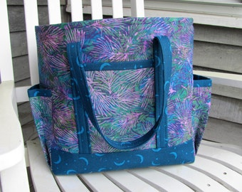 Batik Everything Tote Bag