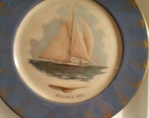 Reliance America's Cup Races Plate