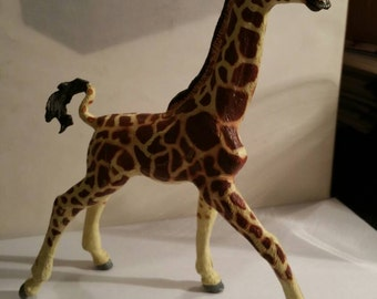 Giraffe Safari Animal