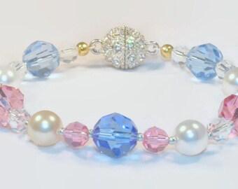 Swarovski 'Pink' Me Up Bracelet