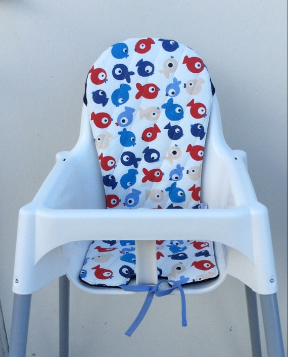 Cover for high chair babychair ikea antilop by zazzyz on etsy for High baby chair ikea