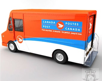 """TRACKED PACKAGE -- USA Destinations Only -- CanadaPost Express Shipping: - Signature Option - Insurance""""  3-6 Business day Delivery"""