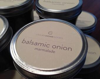 Savory Balsamic Onion Marmalade