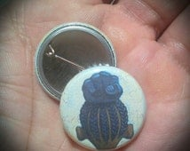 Soul Power Bun pin, Power fist bun pin by Dat Jam clothing