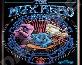 Max Rebo band tee