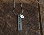 Equality Necklace; Lesbian Jewelry; Gay Pride; Equality; LGBT; Love for all; Lesbian Gift; Lesbian Couple