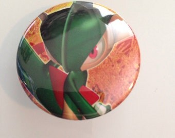 Gallade Pinback Button 1.5""