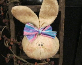 Spring Bunny Decoration