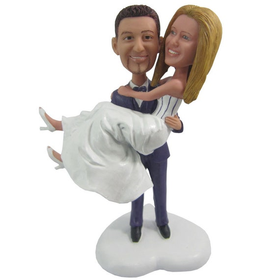 personalized bobblehead couple best wedding by customyourdolls. Black Bedroom Furniture Sets. Home Design Ideas