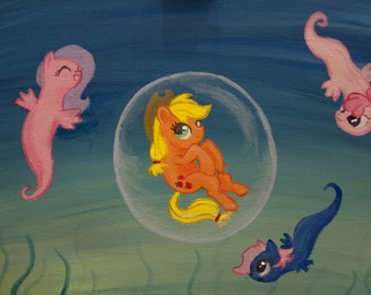 Call upon the Sea Ponies