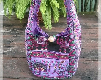 Boho Pouch Shoulder Bag 120