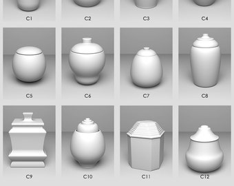 Design Your Own Urn