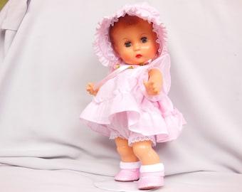 "Vintage Candy Kid EFFANBEE Doll  1994.  12"""