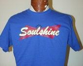 Allman Brothers/Govt Mule Soulshine t shirt