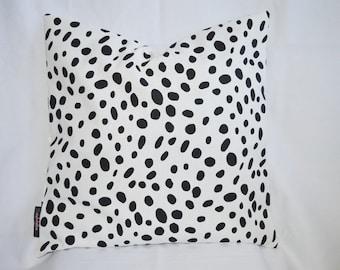 Black & White Cushion, Decorative Pillow Cover