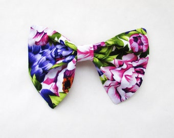 Pretty Hair Bow Hair Clip Girls Hair Bow Adult Hair Clip Hair Accessories Hair Care Chignon Hair Bow French Barrette Vintage Hair Bow Hair