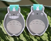Totoro Magnetic Bookmark