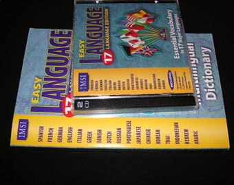 2-1995 Language Aids: CD Software and MultiLingual Dictionary