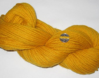 Tapestry Wool,  Golden, 4-ply, 125+ yds each skein