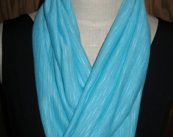 FREE SHIPPING**Infinity Scarf Sky Blue