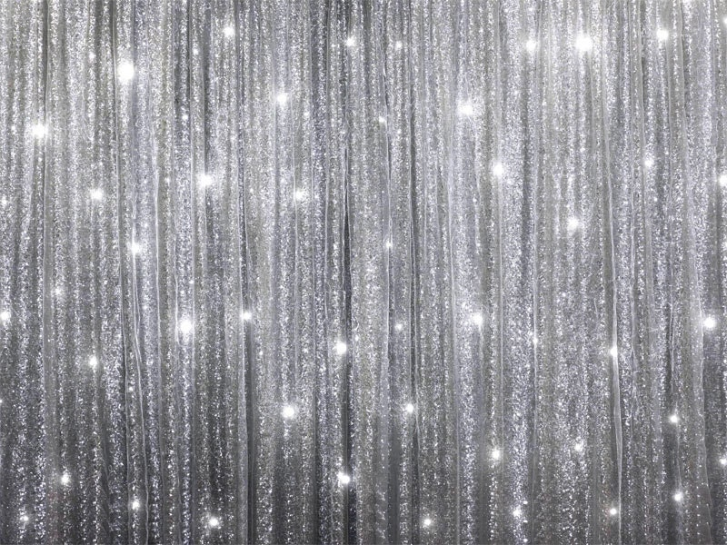20ft X 10ft Grand Duchess Sequin And Chiffon Backdrops