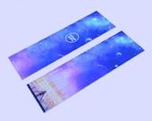 Sailor Moon Bookmark: Cosmic Love, Moon Bookmark, Anime Bookmark, Art Bookmark, Sailor Moon Art