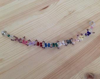 Swarovsky Crystal bracelet