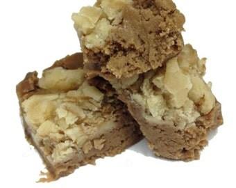 Homemade Chocolate Peanut Butter Fudge