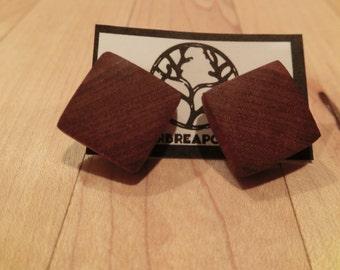 Earrings Sapele
