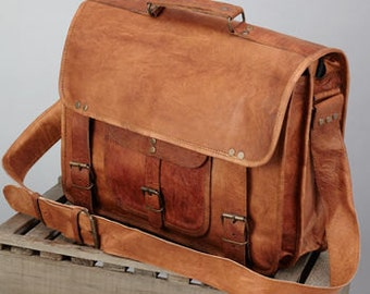 Handmade Laptop Bag By Vida Vida