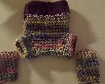 ON SALE!! XS Wool Soaker Set, Cloth Diaper Cover Set