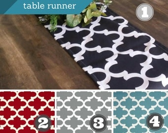 Premier Prints Table Runner - Wedding Table Runner - Fabric Table Runner - Table Runner Wedding