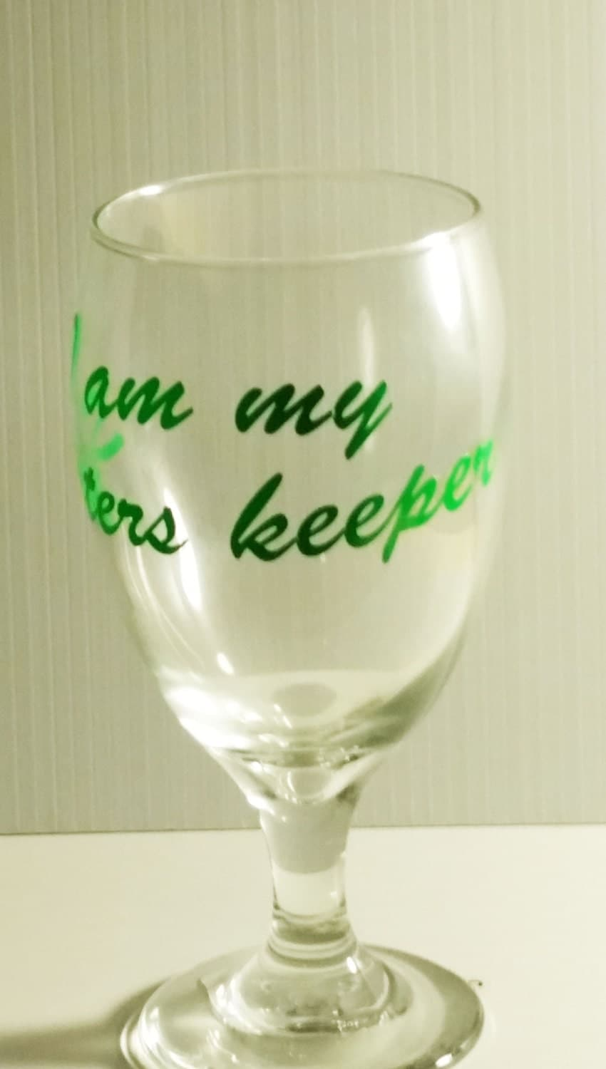 vinyl lettering for glass wine glass with vinyl lettering 15847