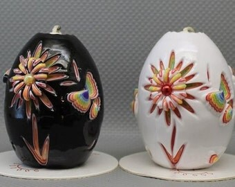 Beautiful candles - Carved candles - Сandles Gift - Unique candles - Valentines day gift - Wedding gift