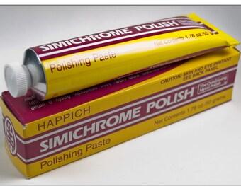 Simichrome Polish and Bakelite Tester